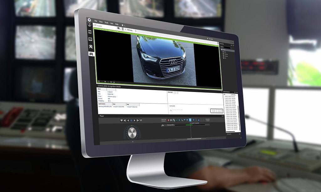 Kennzeichenerkennung_Screenshot-Videowall